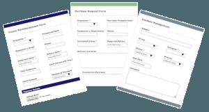 FilesAnywhere Form Layout
